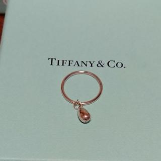ティファニー(Tiffany & Co.)のティファニー ティアドロップリング(リング(指輪))
