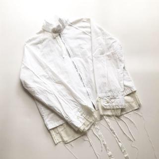 Midorikawa 18ss shirt blouson