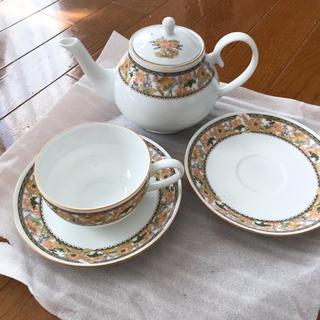 ナルミ(NARUMI)の新品 NARUMI コーヒーカップ&ティーポット(食器)