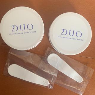 DUO ザ クレンジングバーム ホワイト デュオ 20g×2