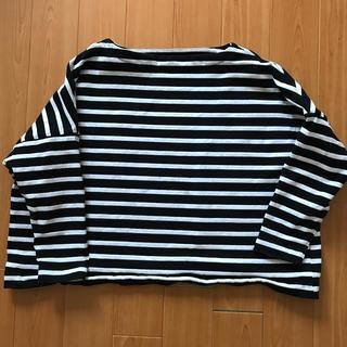 MACKINTOSH - Traditional Weatherwear ビッグマリンボートネックシャツ