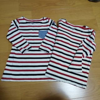 西松屋 - ワンピース Tシャツ 長袖 セット