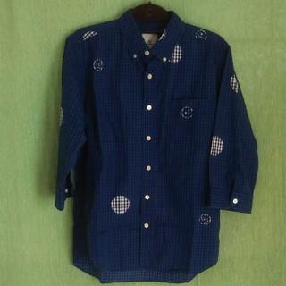 ユニフォームエクスペリメント(uniform experiment)のuniform experiment 水玉 メンズシャツ(シャツ)