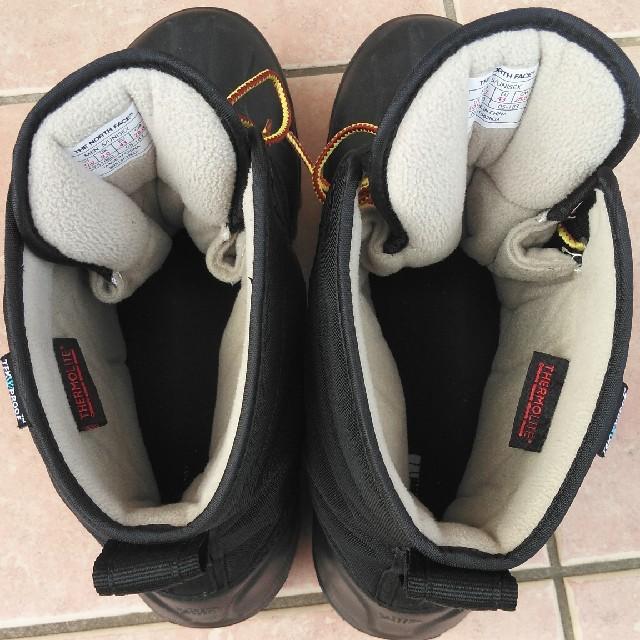 THE NORTH FACE(ザノースフェイス)の美品 NORTH FACE ノースフェイス スノーショット メンズの靴/シューズ(ブーツ)の商品写真