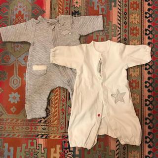 アカチャンホンポ - ベビー服 ロンパース 50サイズ 60サイズ