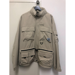 carhartt - carhatt wip elmwood utility jacket