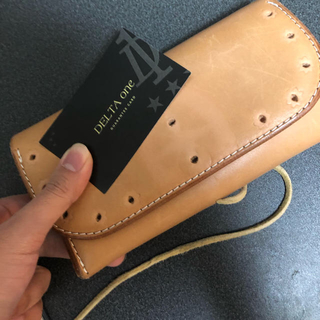 goro's - デルタワン購入 ゴローズ goro's 長財布