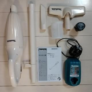 マキタ(Makita)のマキタ コードレス掃除機(CL100D)バッテリーチャージャー付き(掃除機)