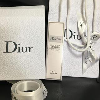 Christian Dior - クリスチャンディオール ハンドクリーム 化粧品 新品
