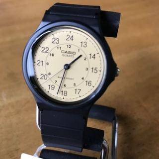 CASIO - 【新品】カシオ CASIO レディース 腕時計 MQ24-9BL ベージュ