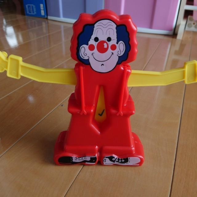 BorneLund(ボーネルンド)のピエロのビックリはかり キッズ/ベビー/マタニティのおもちゃ(知育玩具)の商品写真