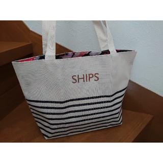 SHIPS - シップス SHIPS トート 付録
