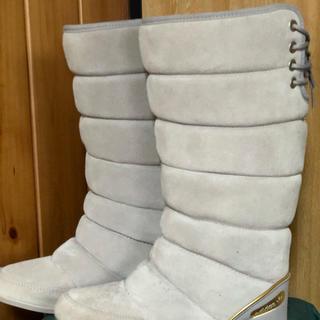 アディダス(adidas)のアディダス    中ボアブーツ(ブーツ)