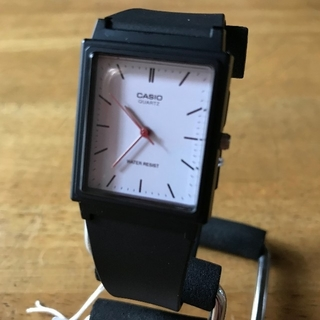 CASIO - 【新品】カシオ CASIO レディース 腕時計 MQ27-7E ホワイト