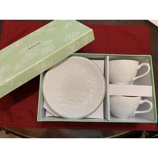 ナルミ(NARUMI)のナルミ カップルティーカップ&ソーサー(食器)