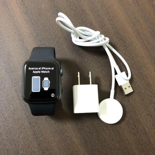 Apple Watch - 【美品】Apple Watch4/アップルウォッチ4/GPS/40㎜