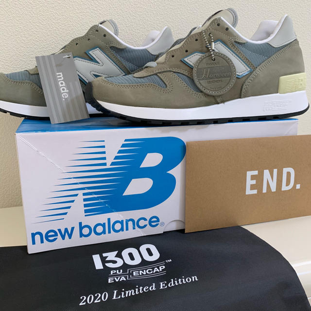 New Balance(ニューバランス)のNEW BALANCE M1300 JP3 MADE IN U.S.A. メンズの靴/シューズ(スニーカー)の商品写真