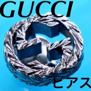 グッチ(Gucci)の新品未使用 GUCCI ピアス 片耳(ピアス(片耳用))