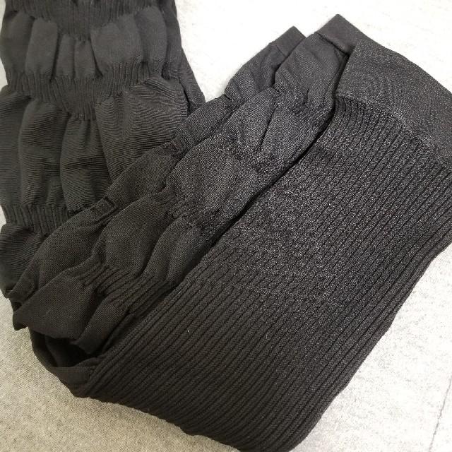 Lサイズ  グラマラスパッツ  試着 洗濯済み レディースのレッグウェア(レギンス/スパッツ)の商品写真