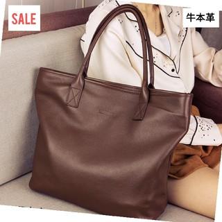 本革 トートバッグ 男女兼用 カジュアルバッグ 牛本革 鞄 オシャレ【61】(トートバッグ)