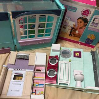 Barbie - Barbie doll house