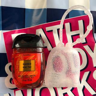 Bath & Body Works - 新品未使用 ハンドジェル ホルダー付 Bath&BodyWorks バス&ボディ