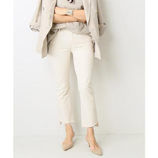 DEUXIEME CLASSE - MOTHER マザー NATURAL INSIDER CROP 26