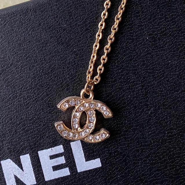 CHANEL(シャネル)のCHANEL♡ネックレス レディースのアクセサリー(ネックレス)の商品写真