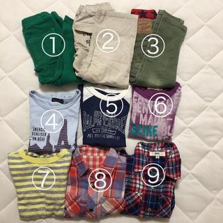 ワスク(WASK)の子供服 春服まとめ売り 100センチ(Tシャツ/カットソー)