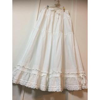 PINK HOUSE - 美品 🌼ピンクハウス   ローンスカート    ペチコート🌼