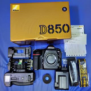 Nikon - 美品NIKON 一眼レフカメラD850