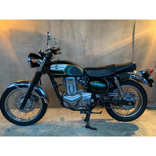 カワサキ(カワサキ)の【KAWASAKI(カワサキ)エストレヤ】BJ250A、Fi、実動、250cc 自動車/バイクのバイク(車体)の商品写真