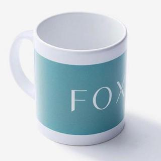 FOXEY - FOXEY フォクシー ノベルティ マグカップ