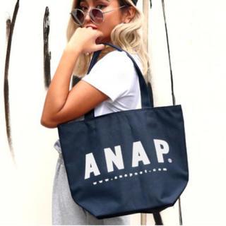アナップ(ANAP)のアナップ 保冷バッグ トートバッグ 新品 タグ付(トートバッグ)