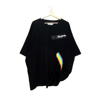 ファセッタズム(FACETASM)のファセッタズム×DOGS■20SSレインボウ ガム Tシャツ(Tシャツ/カットソー(半袖/袖なし))