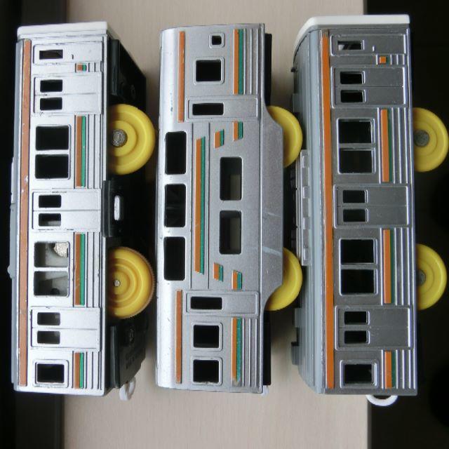 Takara Tomy(タカラトミー)の絶版品 211系通勤電車 プラレール エンタメ/ホビーのおもちゃ/ぬいぐるみ(鉄道模型)の商品写真