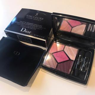 Dior - Dior サンククルール 887 スリル