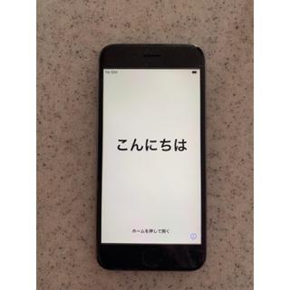 アイフォーン(iPhone)のiPhone6s 16GB 本体(スマートフォン本体)