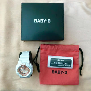 ベビージー(Baby-G)のCASIO BABY-G 5338JA(腕時計)