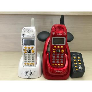 Disney - ディズニーデザイン 電話機セット