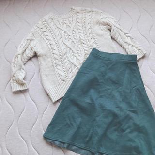 Mila Owen - ミラオーウェン セーター アーバンリサーチ スカート