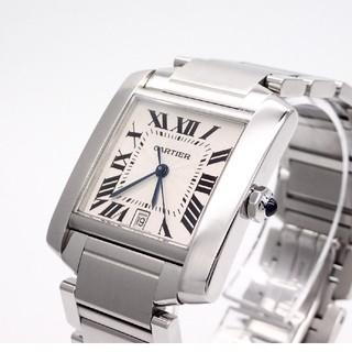 Cartier - 【Cartier】カルティエ腕時計 'タンクフランセーズLM' ☆美品☆