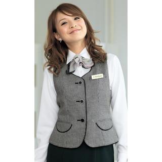 enjoi - 新品タグ付き 事務服 ベスト スカート ブラウス