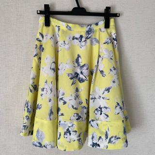 MERCURYDUO - 花柄スカート