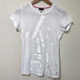 アルマーニ ジーンズの半袖Tシャツ★サイズS