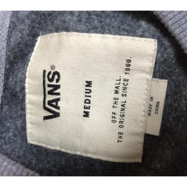 VANS(ヴァンズ)のVANSトレーナー レディースのトップス(トレーナー/スウェット)の商品写真