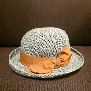 トゥモローランド(TOMORROWLAND)の新品!Bronteブロンテdrawerドゥロワートゥモローランド ハット帽子(ハット)