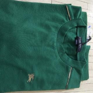 バーバリー(BURBERRY)の新品 バーバリー 子供 長袖シャツ 120cm 緑(その他)