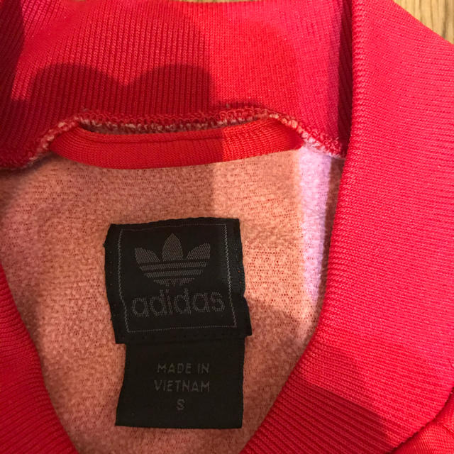 adidas(アディダス)のadidas トラックジャージ レディースのトップス(その他)の商品写真
