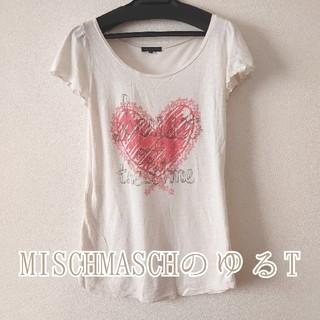 ミッシュマッシュ(MISCH MASCH)のMISCHMASCH ミッシュマッシュ Tシャツ(Tシャツ(半袖/袖なし))